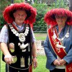 Cor Opsteen nieuwe koning Sint Jorisgilde