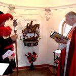 Onthulling en inzegening Sint Jorisbeeld