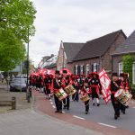Sint Jorisgilde in 2018 op weg naar nieuwe deken Joost Michiels.